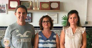 Equipo directivo del CEIP Santa Potenciana